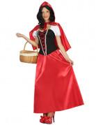 Vous aimerez aussi : Déguisement robe longue petit chaperon femme
