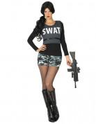 Déguisement SWAT militaire femme