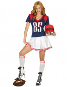 Déguisement joueur football américain femme