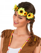 Vous aimerez aussi : Couronne de fleurs tournesol adulte