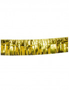 Vous aimerez aussi : Guirlande à franges dorées 6 m