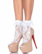 Vous aimerez aussi : Socquettes en dentelle blanche femme