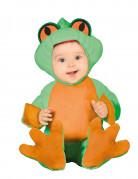 Déguisement petite grenouille bébé