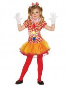 Vous aimerez aussi : Déguisement clown multicolore avec tutu fille