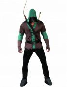Déguisement archer masqué homme
