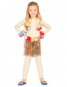 Kit hawaïen multicolore enfant