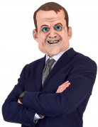 Vous aimerez aussi : Masque humoristique en latex Emmanuel adulte