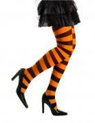 Vous aimerez aussi : Collants rayés orange et noirs adulte
