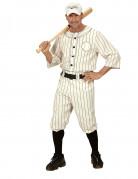 Déguisement joueur baseball homme