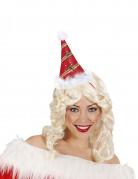 Vous aimerez aussi : Chapeau pointu rouge avec houx adulte Noël