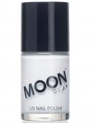Vernis à ongles blanc UV 15 ml Moonglow ©