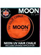 Crème pour mèches à cheveux orange fluo UV 3,5 g Moonglow©