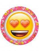 Vous aimerez aussi : 8 Assiettes en carton Emoji™ 22 cm