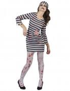 Vous aimerez aussi : Déguisement effrayant prisonnière zombie femme