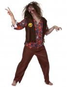 Vous aimerez aussi : Déguisement zombie hippie homme