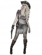 Vous aimerez aussi : Déguisement pirate fantôme grise femme