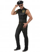 Déguisement policier sexy homme