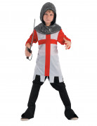 Déguisement chevalier croisé tunique garçon