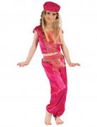 Vous aimerez aussi : Déguisement danseuse orientale rose et or fille