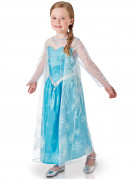 Déguisement luxe Elsa La Reine des Neiges™ enfant