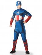 Déguisement luxe Captain America Avengers™ adulte