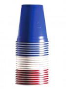 20 Gobelets Américains Original Cup France 53 cl