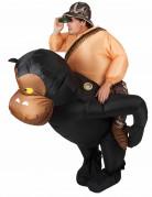 Vous aimerez aussi : Déguisement singe gonflable adulte