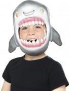 Masque tête de requin enfant