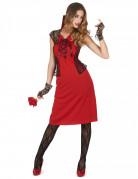 Déguisement Vampire Sexy rouge Femme Halloween