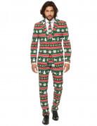 Costume Mr. Festive vert homme Opposuits™