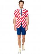 Costume d'été Mr. America homme Opposuits™