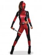 Déguisement sexy Deadpool™ femme