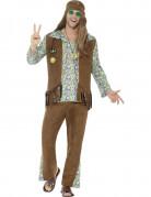 Vous aimerez aussi : Déguisement hippie années 60 homme