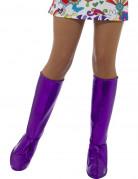 Vous aimerez aussi : Couvre-bottes violettes femme