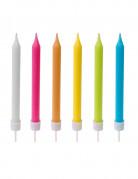 Vous aimerez aussi : 10 Bougies colorées 8 cm
