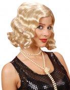 Vous aimerez aussi : Perruque ondulée années 20 blond