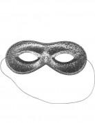 Vous aimerez aussi : Masque vénitien argenté à paillettes adulte