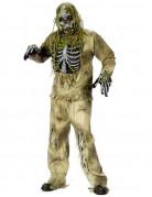 Vous aimerez aussi : Déguisement corps fossilisé Halloween adulte