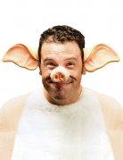 Serre-tête oreilles de cochon adulte