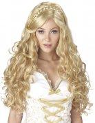 Vous aimerez aussi : Perruque bouclée déesse femme blonde