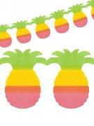 Vous aimerez aussi : Décoration de fête hawaïenne guirlande ananas