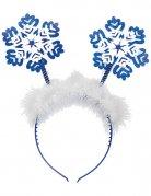 Vous aimerez aussi : Serre-tête flocons de neige Noël femme
