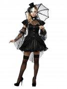 Vous aimerez aussi : Déguisement poupée gothique femme Halloween