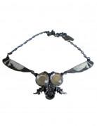 Vous aimerez aussi : Collier gothique chaîne mouche argentée