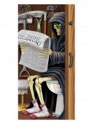Vous aimerez aussi : Décoration de porte faucheuse 76 x 152 cm