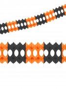 Vous aimerez aussi : Guirlande en papier orange et noir 360x10 cm