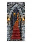 Vous aimerez aussi : Décoration porte de château hanté 76 x 152 cm