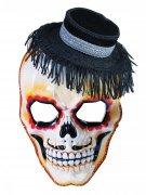 Vous aimerez aussi : Masque squelette Dia de la Muertos multicolore