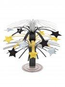 Vous aimerez aussi : Centre de table avec des étoiles de couleur or argent et noir 19 cm