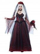 Vous aimerez aussi : Déguisement de mariée vampire gothique femme Halloween